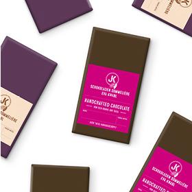 Schokoladen-Labels