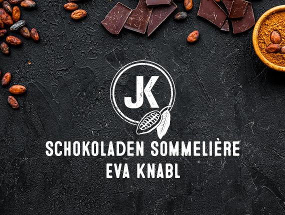 Schokoladen Sommelière Eva Knabl