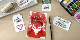 Weihnachtliches Newsletter Goodie
